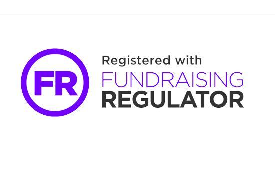 FRegistered with Fundraising Regulatori