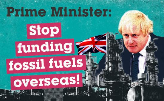 Prime Minister: Stop Funding Fossil Fuels image