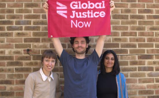 Join Global Justice Now