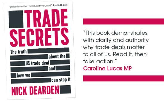 Trade secrets front cover