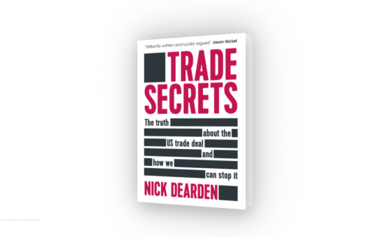 Trade Secrets Book - Nick Dearden
