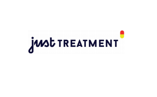 Just Treatment logo